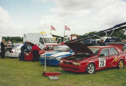 Avon Racing 2003