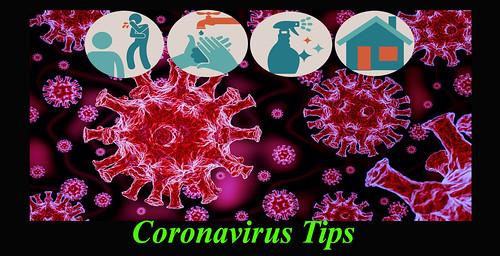 coronavirus tips covid19 covid 19