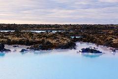 Blue Lagoon, Reikjavik, Iceland