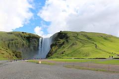 Skogafoss Cascade, Iceland