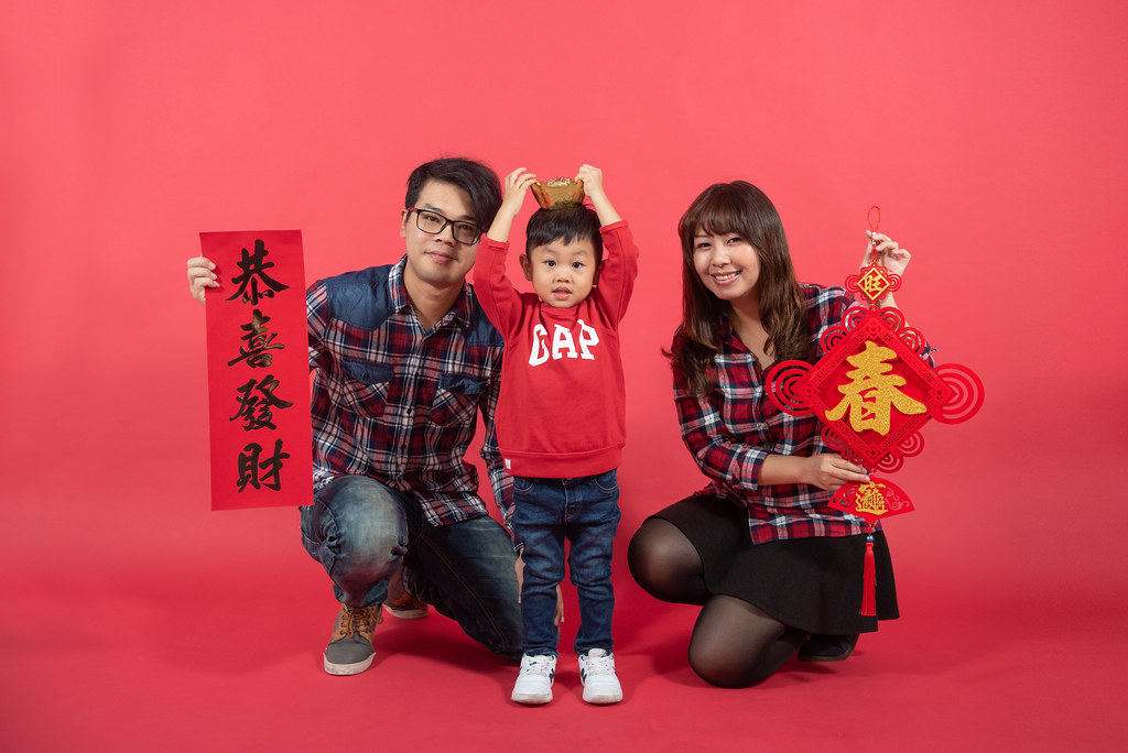 Dora家庭親子寫真-2