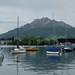 Lucerne Lake. Lucerne, Switzerland