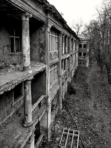 decay and prospect ©  Sergei F