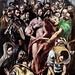 IMG_8705F Jorge Manuel Theotokópouli  1578-1631 Toledo Le déshabillage du Christ  The disrobing of Christ  Ca 1606 Toledo  Museo del Greco. Une oeuvre du fils du Greco  A work by the son of El Greco