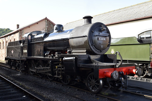 West Somerset Railway 53808