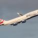 Boeing 747 - British Airways - G-CIVK