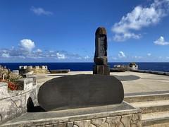 Banzai Cliff Monument, Saipan