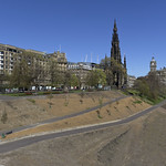 Edinburgh Moonscape