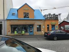 Streets of Reykjavík - bakery