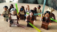 Custom Jedi
