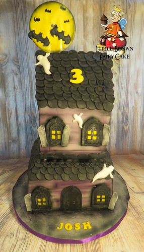 a ahunted house