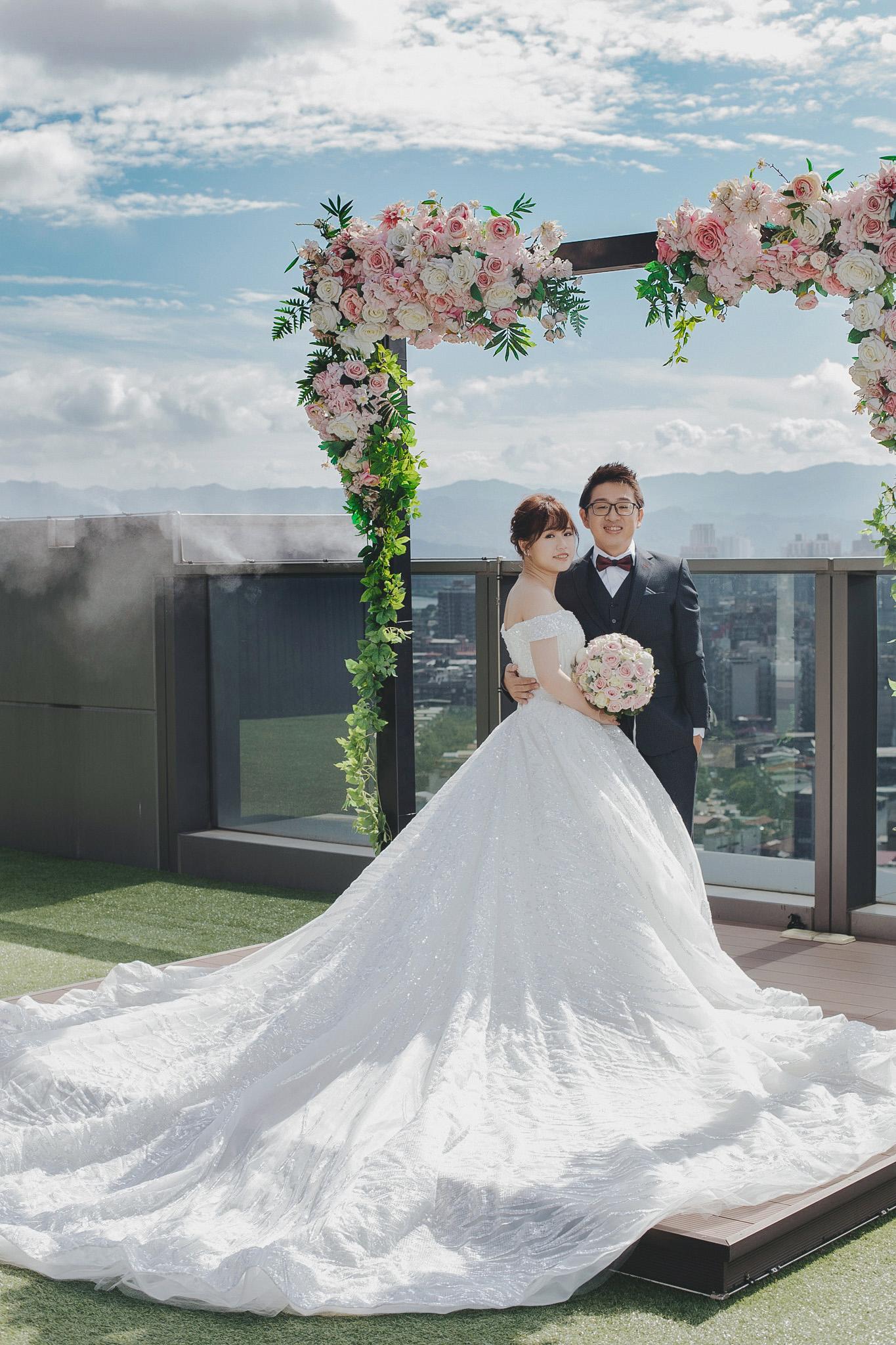 EW Easternwedding 婚攝 居米 婚禮 格萊天漾