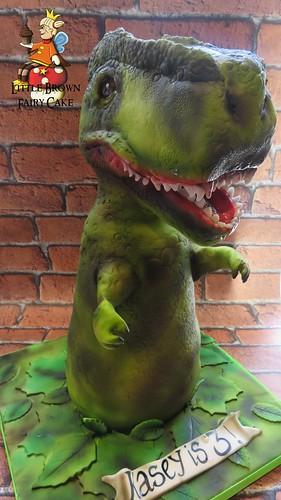 a full t rex