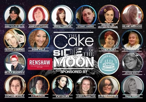 cake side of the moon, a feature for cake international
