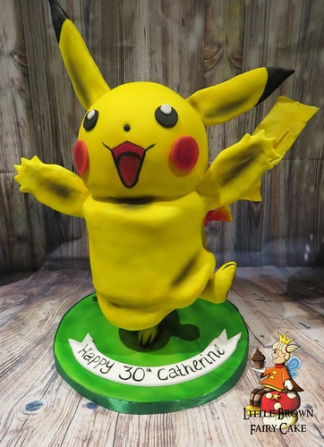 afront pikachu