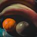 Fruits. Ultraviolet & Infrared