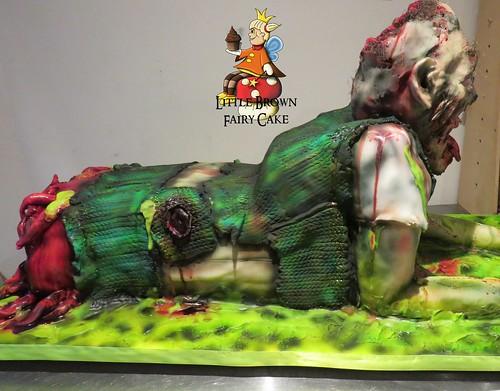 a side zombie