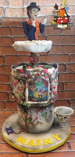 a full mary poppins beauty