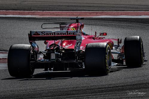 Backlit Ferrari