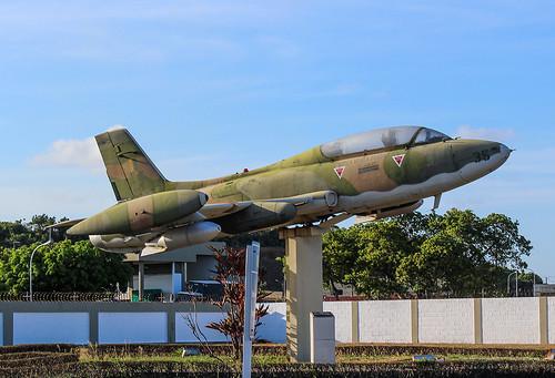 Embraer AT-26 Xavante (EMB-326GB) FAB4535 Brasil - Força Aérea  Recife - Guararapes (REC / SBRF) Brasil