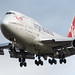 Boeing 747 - Virgin Atlantic - G-VBIG / Tubular Belle
