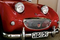 Austin-Healey Sprite [Mark I] (1958-1961)