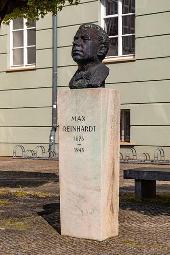 Büste Max Reinhardts