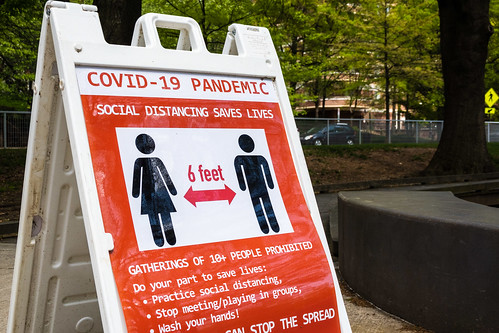 COVID-19 in Washington DC by dmbosstone, on Flickr