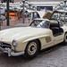 1950's Mercedes-Benz 300SL, Cité de l'Automobile, Mulhouse, France