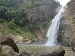 Dunhinda Falls in August captured by Tharinda Divakara