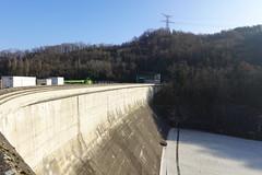 Dam @ Barrage de Génissiat