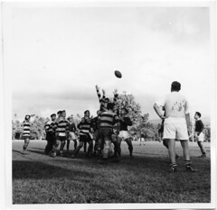 Rugby at Apia Park, Sāmoa