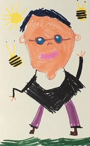 Niamh, aged 4