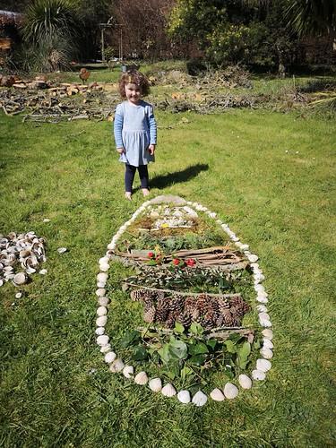 Niamh, aged 3