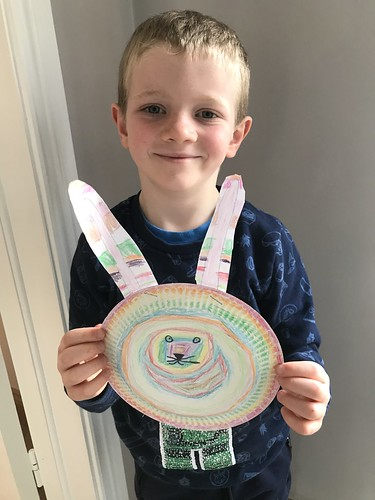 Children's Art Competition, aged 3-6 years - April 2020