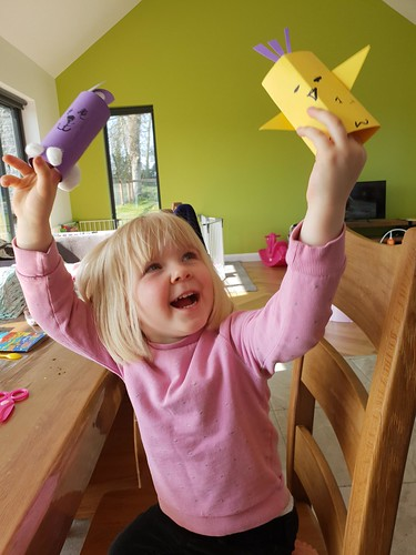 Molly, aged 3