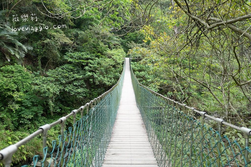 【高雄 Kaohsiung】茂林谷羅木斯步道探訪寶石綠瀑布秘境 芬多精與負離子的森林步道 @薇樂莉 Love Viaggio | 旅行.生活.攝影