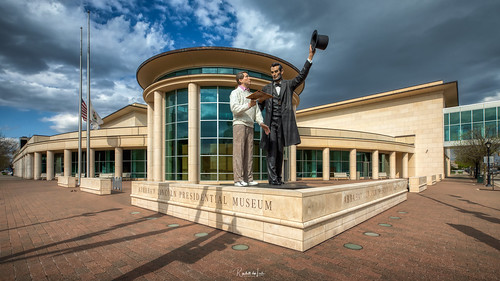 Abraham Lincoln Presidential Museum, Springfield, Illinois