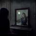 Dark Maite. Green mirror.
