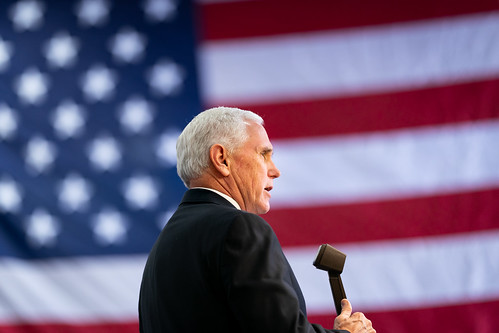 Vice President Pence in Wisconsin by The White House, on Flickr