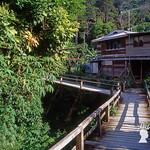 Abitazione Iban, Sarawak, Malesia