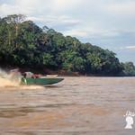 Sul fiume Rajang, Sarawak, Malesia