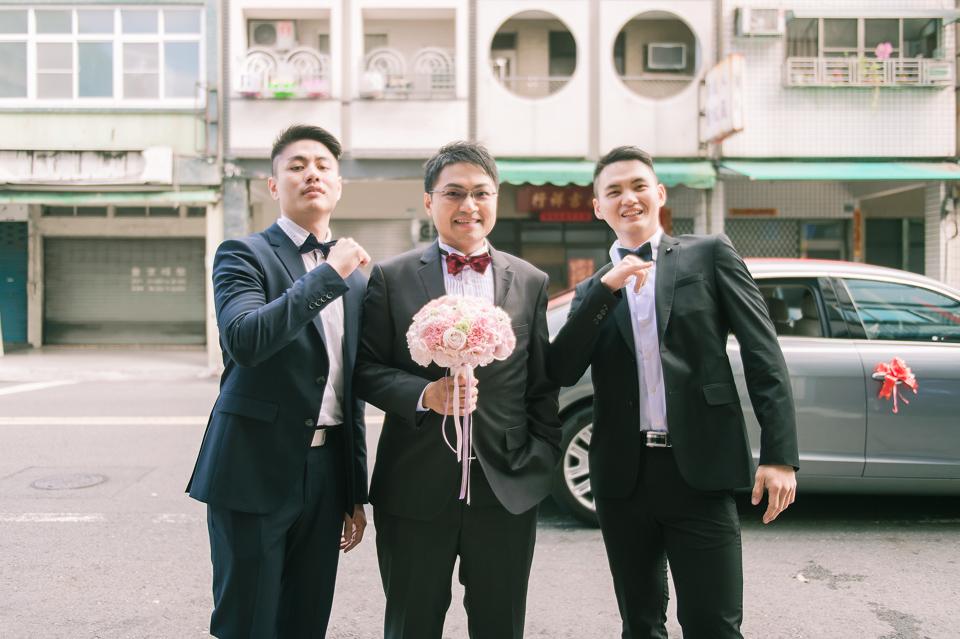 高雄婚攝 L&L 林皇宮 婚宴 013