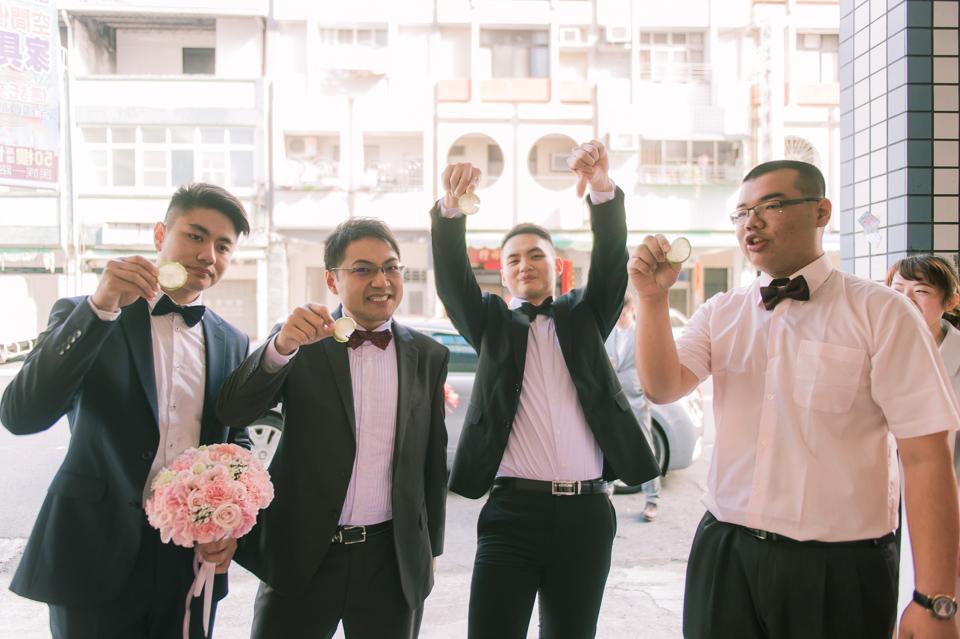 高雄婚攝 L&L 林皇宮 婚宴 017