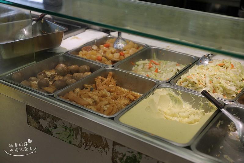 168快餐排骨飯滷肉飯和平東路麟光站美食15