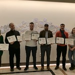 Algeria Cochran - Fellows receive diplomas
