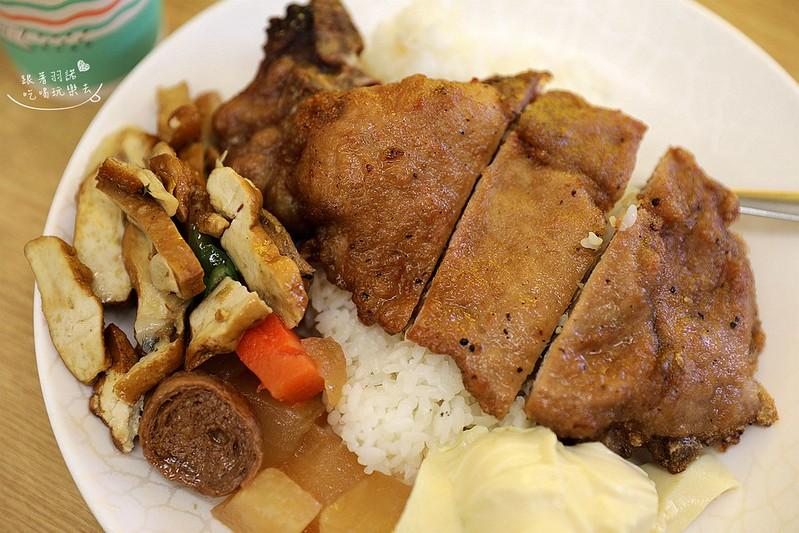 168快餐排骨飯滷肉飯和平東路麟光站美食10