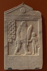 Roman Peloponnese II -  Trypheros' Memorial Stele