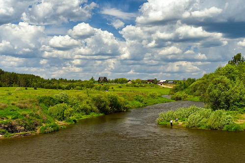 Oka River 24 ©  Alexxx Malev