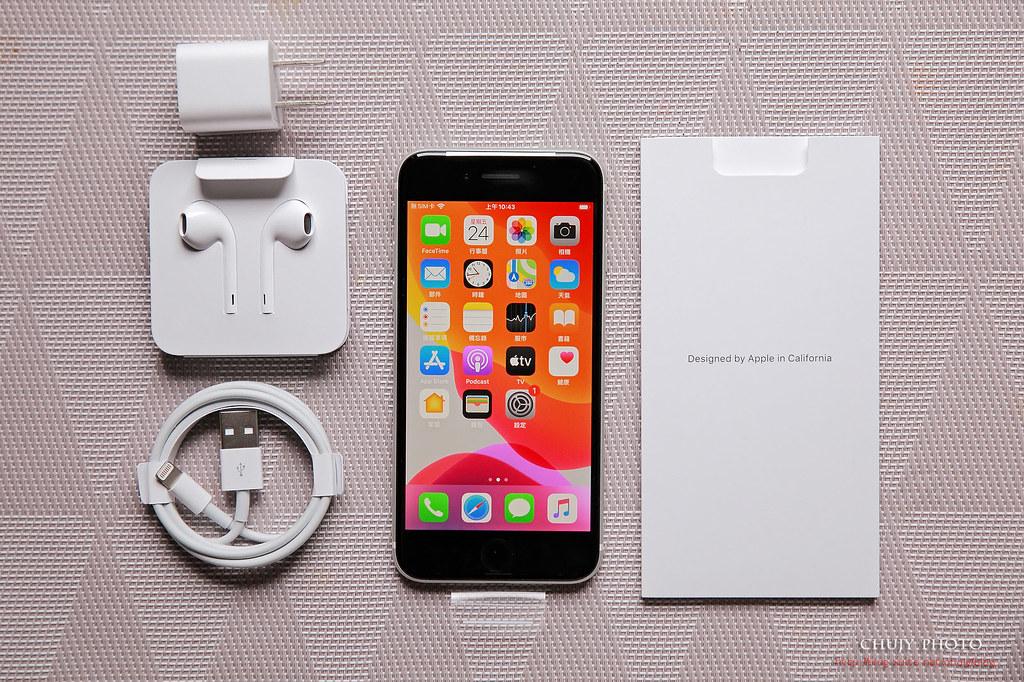 (chujy) 好入手的 iPhone SE 2020 快速開箱